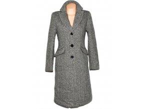 Vlněný dámský černobílý kabát Principles 10/38