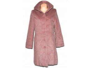 Dámský starorůžový kabát Bess L