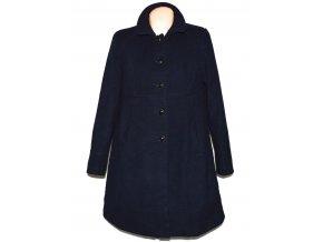 Těhotenský dámský modrý kabát Dorothy Perkins L
