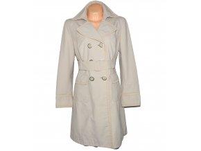 Bavlněný dámský béžový kabát s páskem Principles 14/42