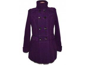 Dámský fialový kabát BPC L