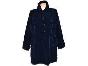 Dámský tmavě modrý kabát George XXXL