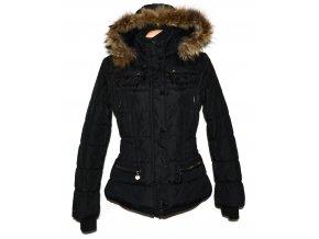 Dámská šusťáková zateplená bunda s kapucí Gallop M