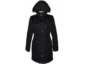 Dámský černý šusťákový kabát s kapucí NEXT M