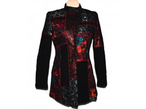 Vlněný dámský originální kabát ALEXO 38