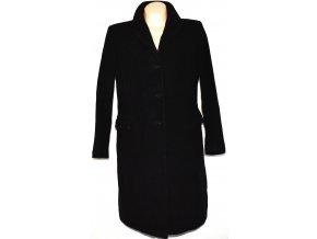 Vlněný dámský černý kabát Dorothy Perkins 16/44