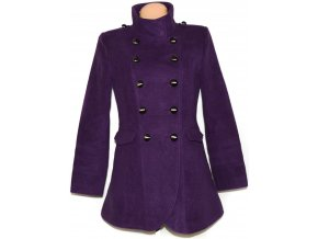 Dámský fialový kabát Cherokee M