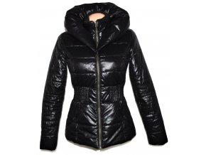 Dámský černý šusťákový kabát Orsay XS