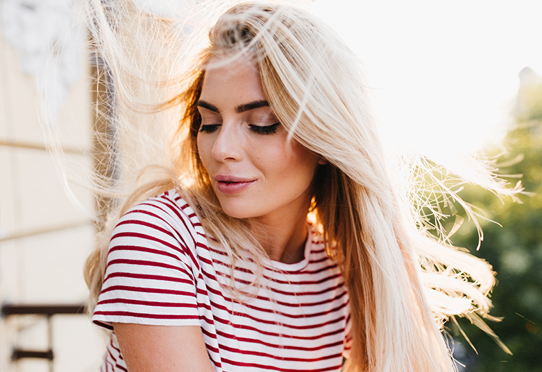 COCOCHOCO RADÍ: Jak pečovat o blond vlasy?