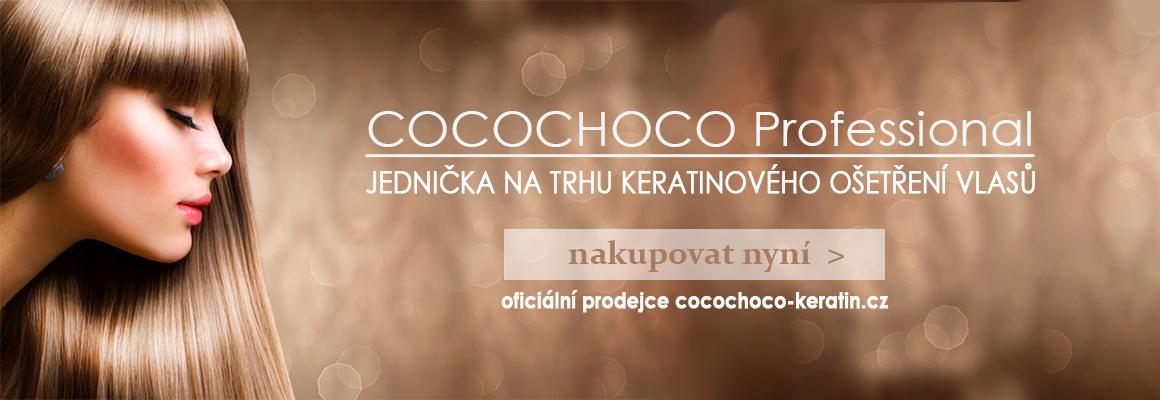 cocochoco brazilský keratin