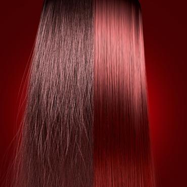 brazilský keratin, dlouhotrvající barva