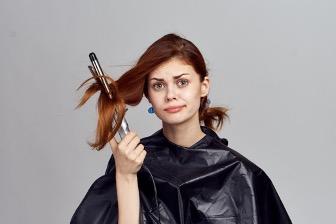 Stop žehlení vlasů cocochoco