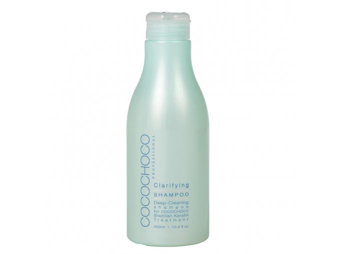 Brazilský keratin COCOCHOCO PURE 250 ml + 150 ml Čistící šampon