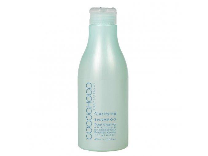 Brazilský keratin COCOCHOCO GOLD 250 ml + 150 ml Čistící šampon