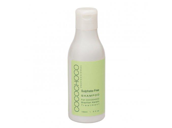 COCOCHOCO PURE Brazilský keratin 250 ml +150 ml Čistící šampon + 150 ml Bezsulfátový šampon