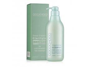 Brazilský keratin COCOCHOCO PURE 1000 ml / 1 l + Čistící šampon 1 l