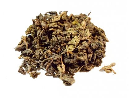 Oolongy - polofermentované čaje