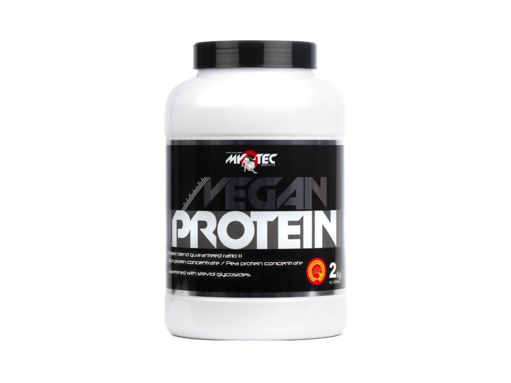 Vegan Protein 2000 g MyoTec