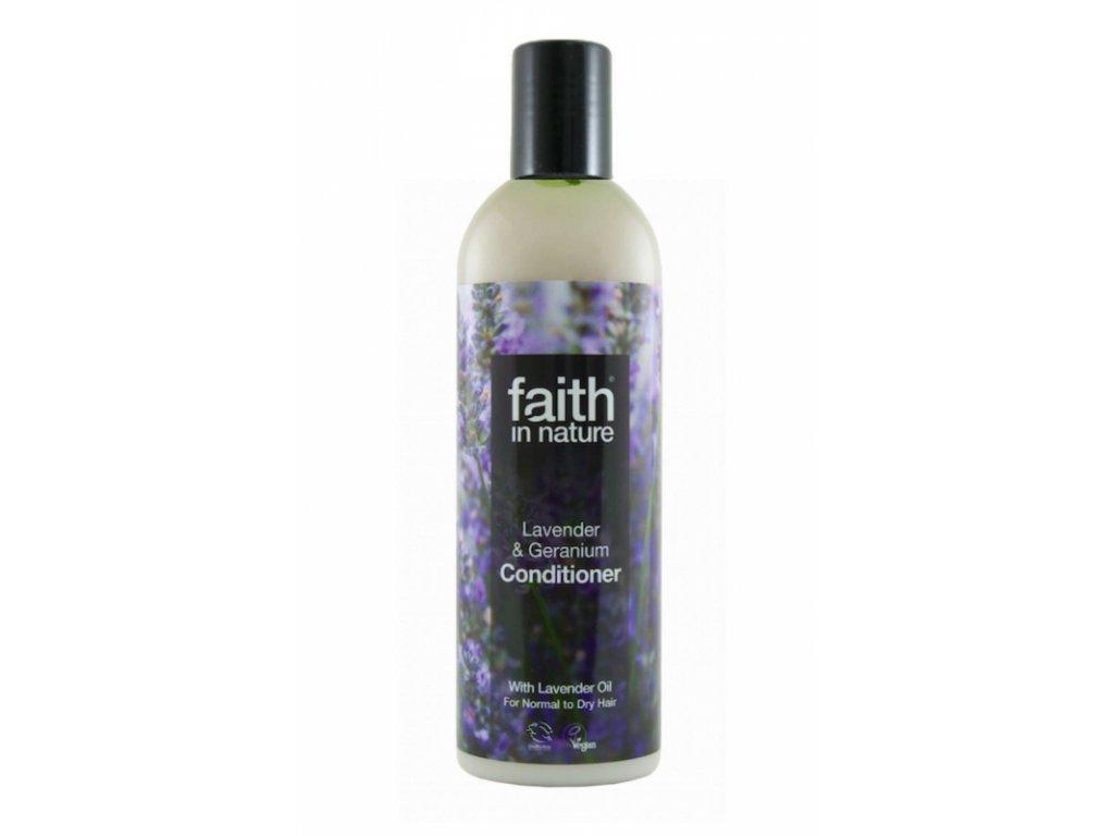 Faith in Nature přírodní kondicionér Levandule 250 ml