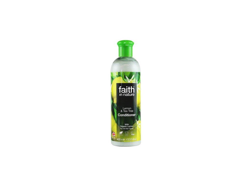 Faith in Nature přírodní kondicionér Citrón & Tea Tree 250 ml