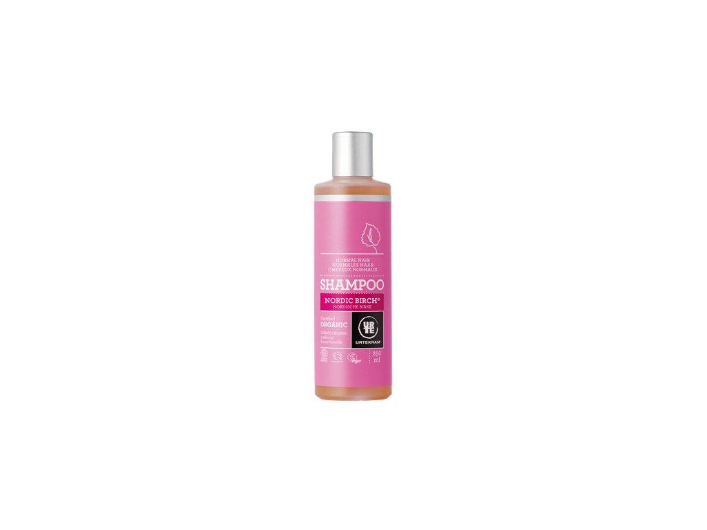 Urtekram - BIO Šampon severská bříza na normální vlasy 250 ml