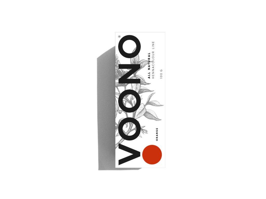 VOONO Henna Orange 100g