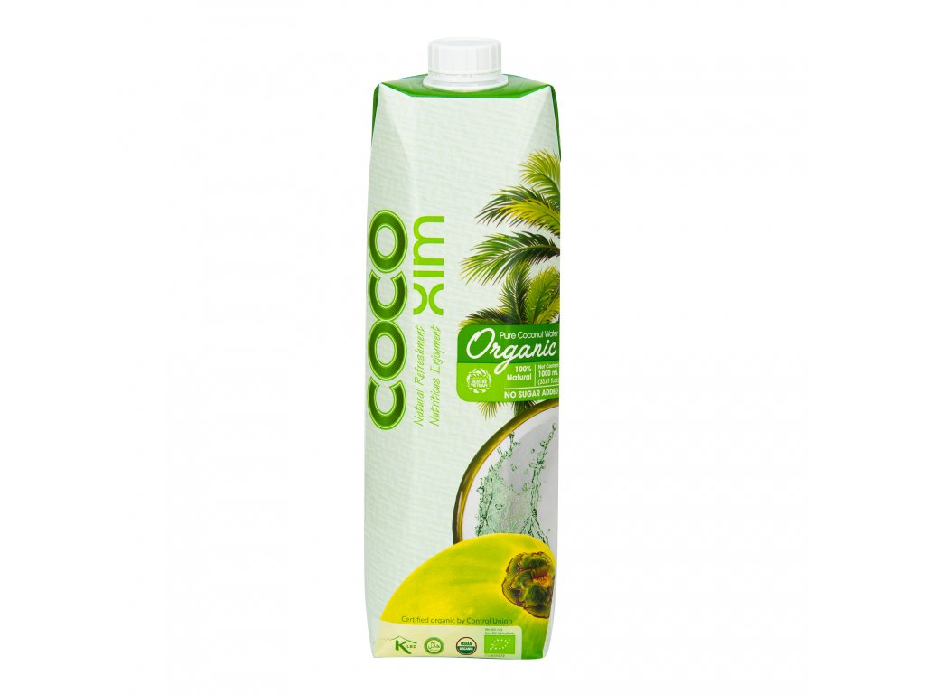 Voda kokosová 1 l BIO COCOXIM