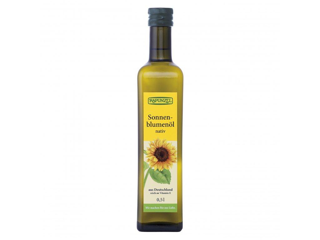 Slunečnicový olej BIO 500 ml Rapunzel*