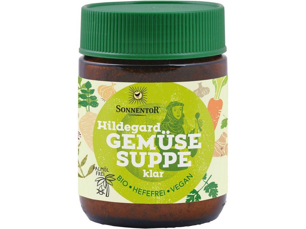 Bio Zeleninová polévka sv. Hildegardy ve skleničce 120g