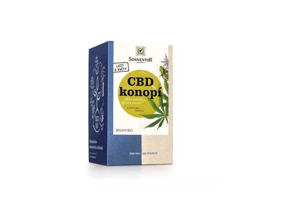 Bio Konopí CBD 21,6g