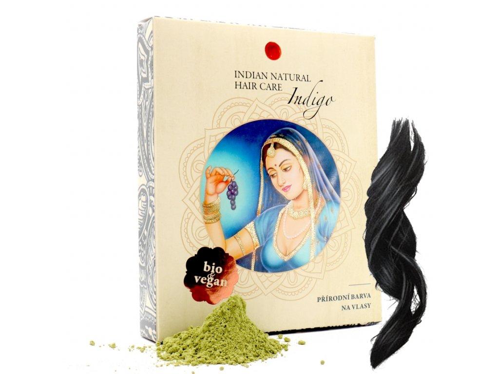 indigo 200g kombinovatelne s hennou