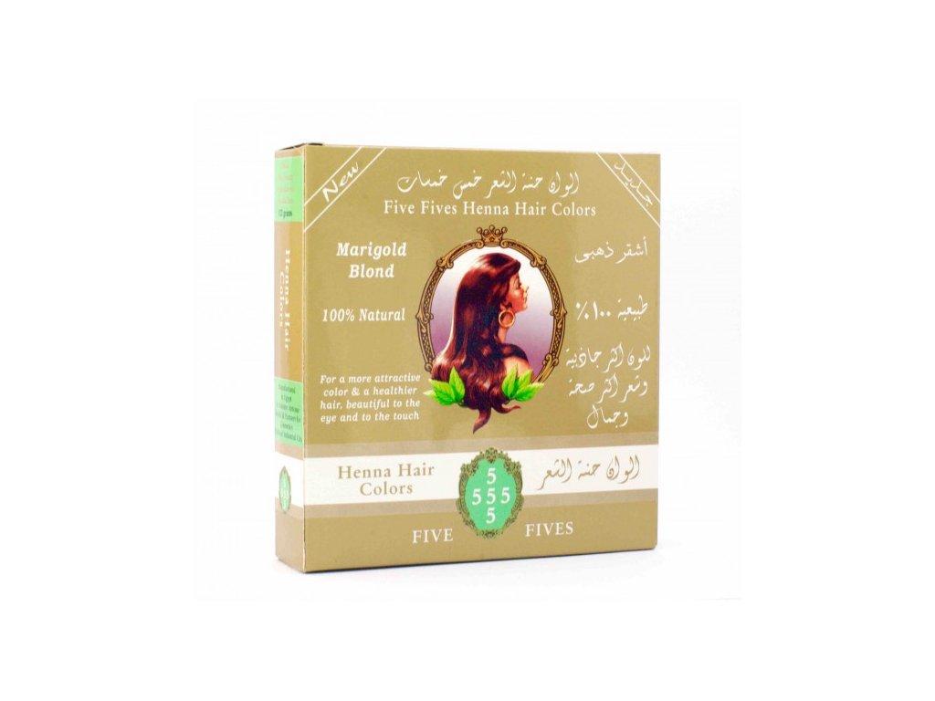 Henna Lamda zlatá 100 g