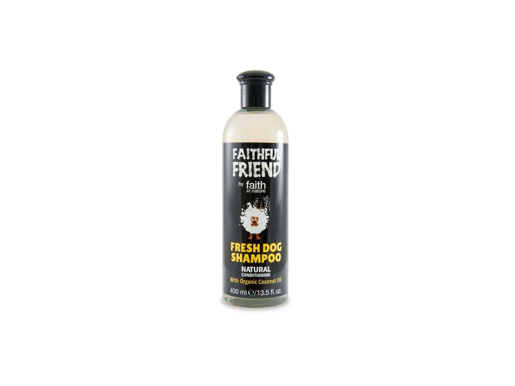 Faiht in Nature Přírodní šampon BIO Kokos pro psy 400 ml