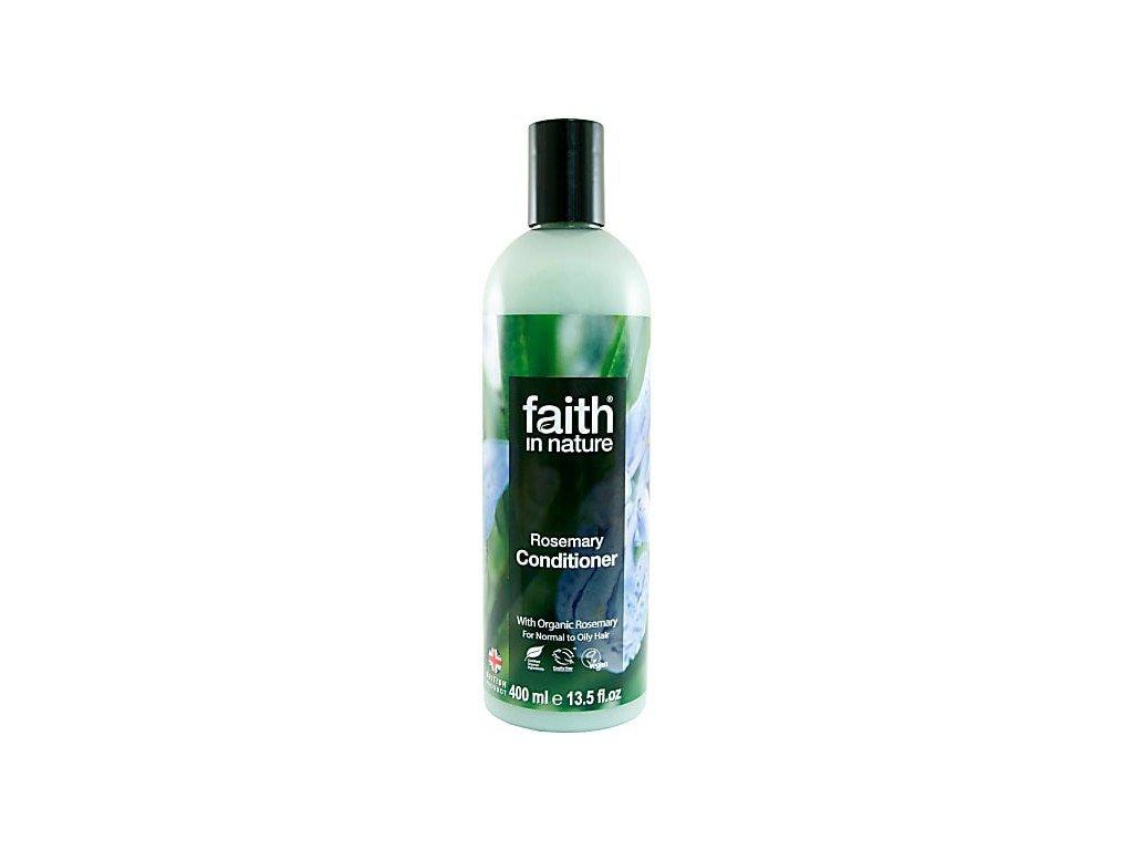 Faith in Nature BIO Kondicionér Rozmarýn 400 ml
