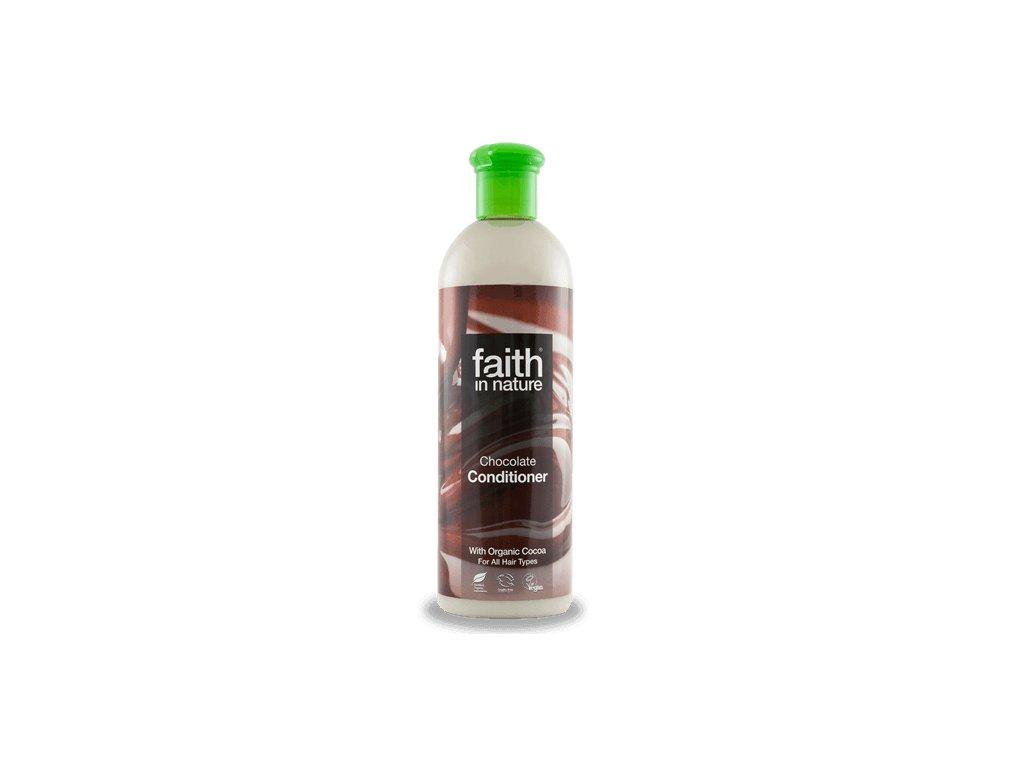 Faith in Nature přírodní kondicioner BIO Čokoláda 400 ml