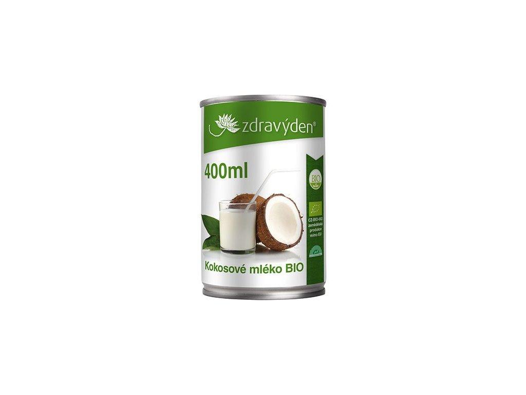 Kokosové mléko BIO 400ml