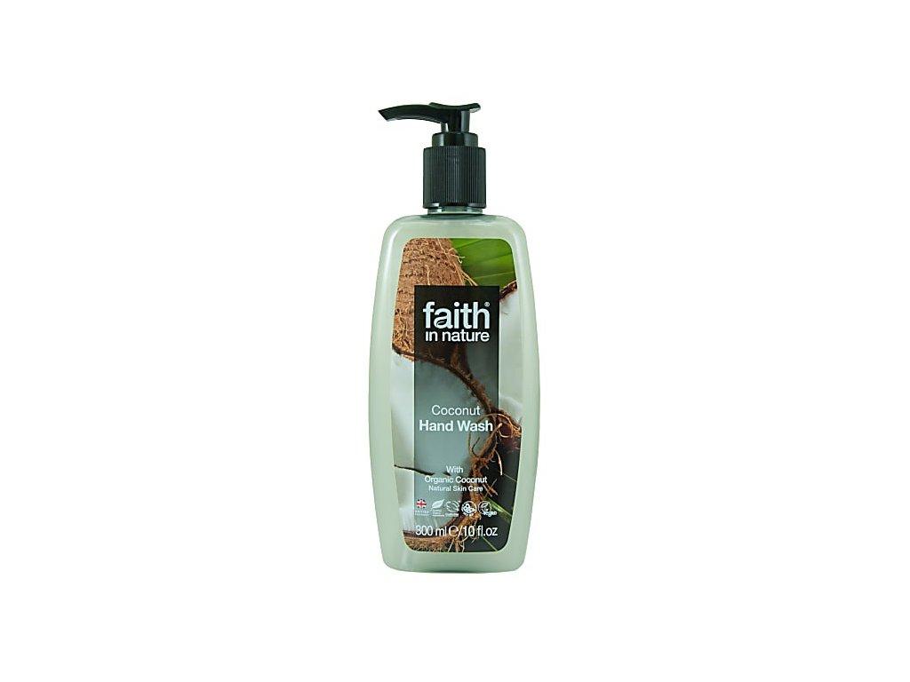 Faith in Nature BIO Tekuté mýdlo Kokos 300 ml