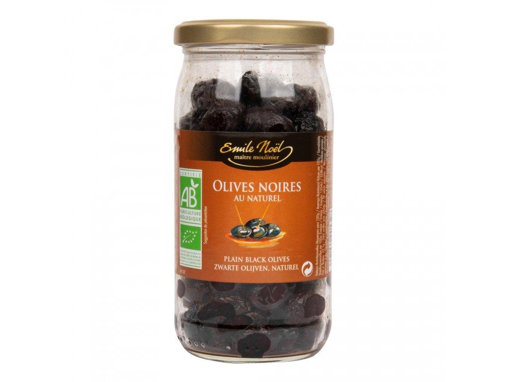 Olivy černé 250g BIO EMILENOËL