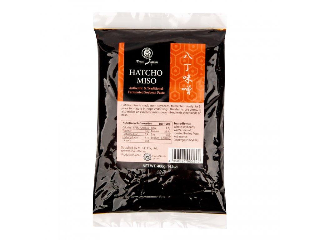 Miso hatcho sója 400g MUSO