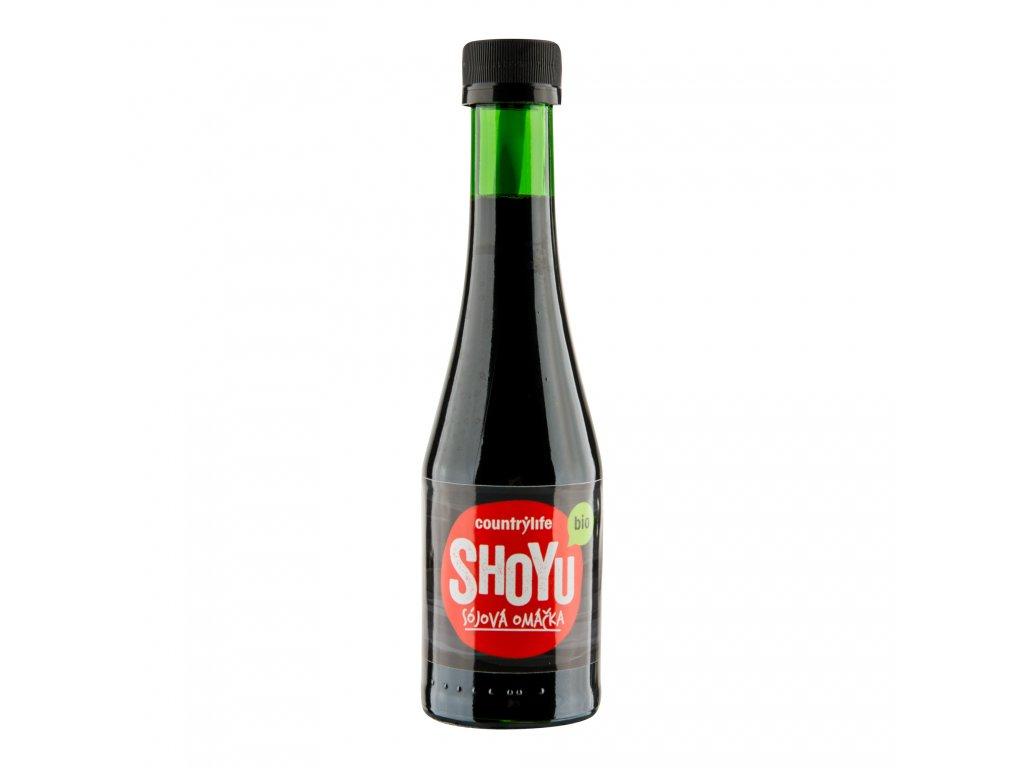 Shoyu sójová omáčka 200ml BIO COUNTRYLIFE