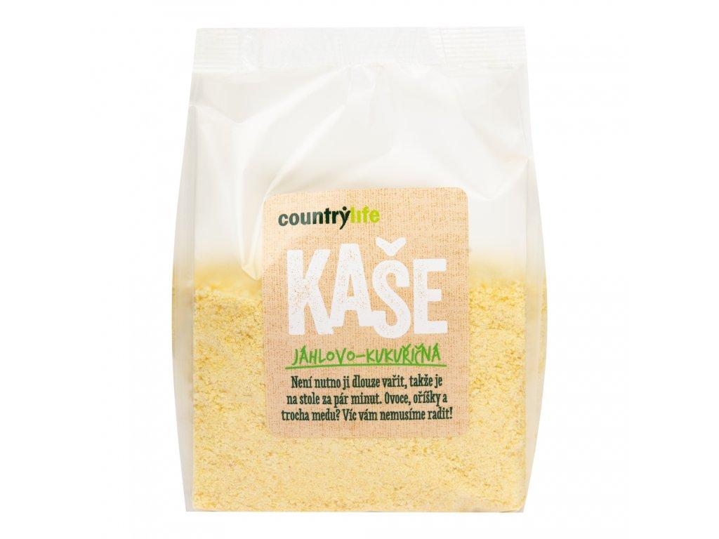 Kaše jáhlovo-kukuřičná 300g COUNTRYLIFE