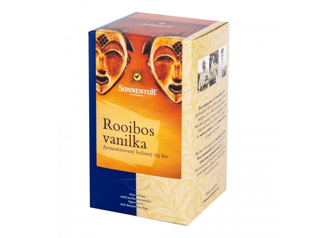 Čaj Rooibos vanilka 20g BIO SONNENTOR
