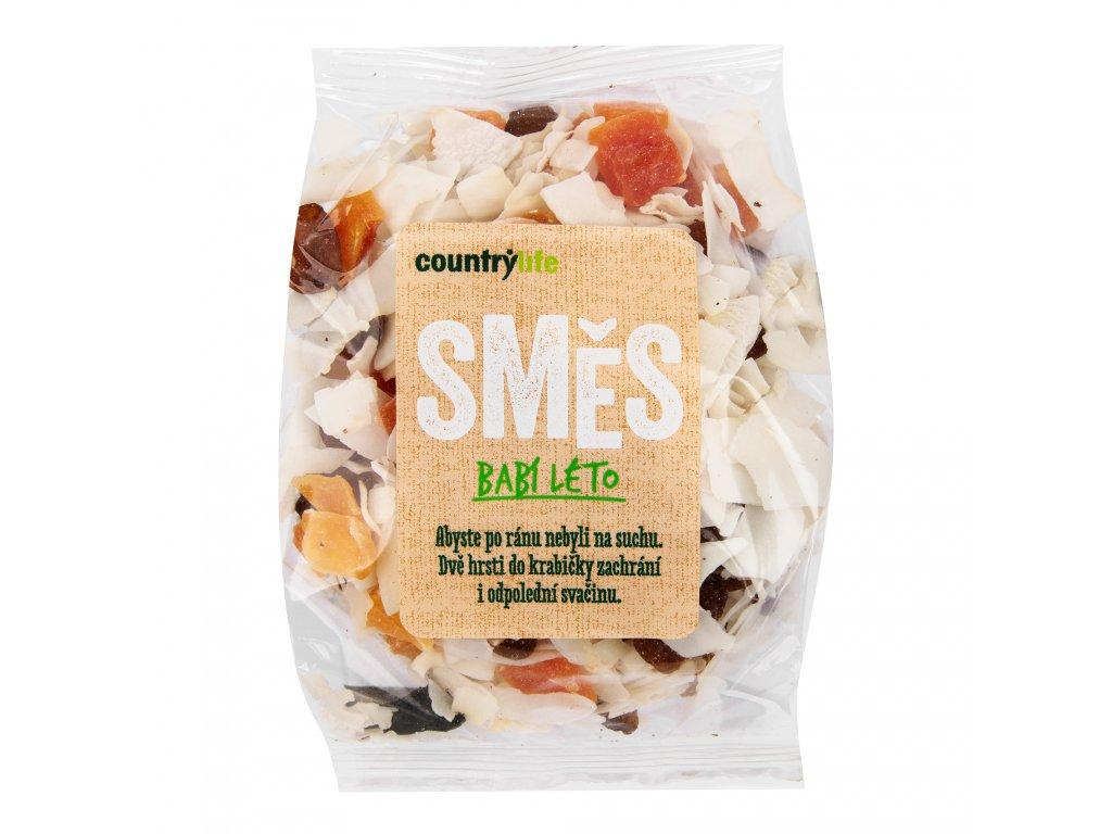 Směs ovocno-ořechová BABÍ LÉTO 150 g COUNTRY LIFE