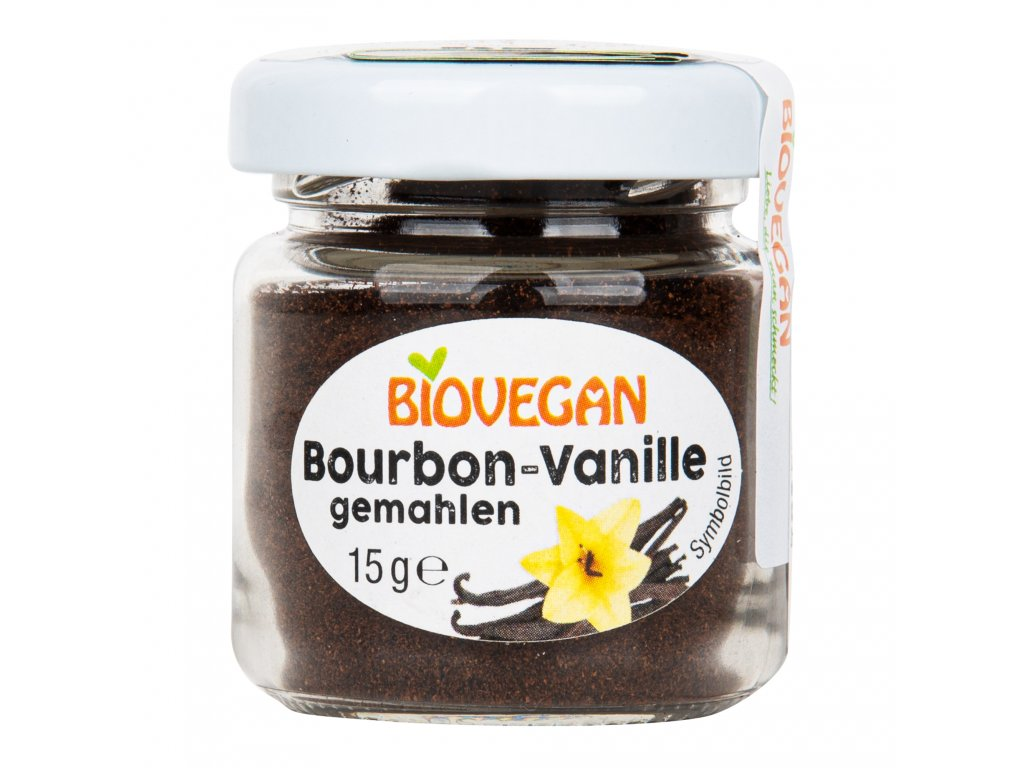 Vanilka mletá 15g BIO BIOVEGAN