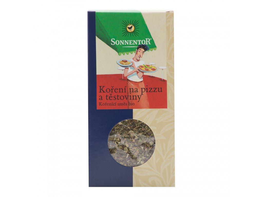Koření na pizzu a těstoviny 25g BIO SONNENTOR