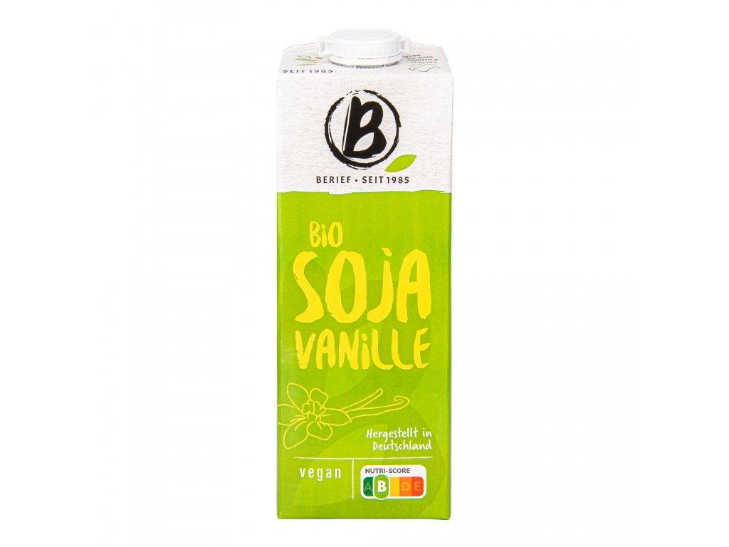 Nápoj sójový vanilkový 1l BIO BERIEF