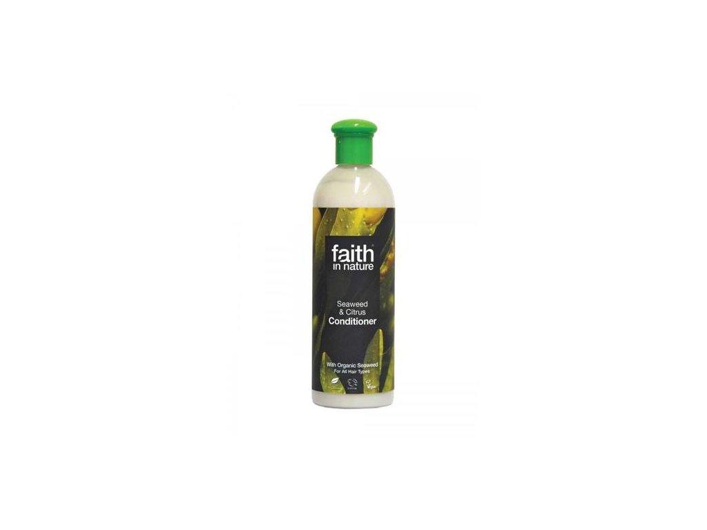 Faith in Nature Mořská řasa a Citrus kondicionér 400 ml