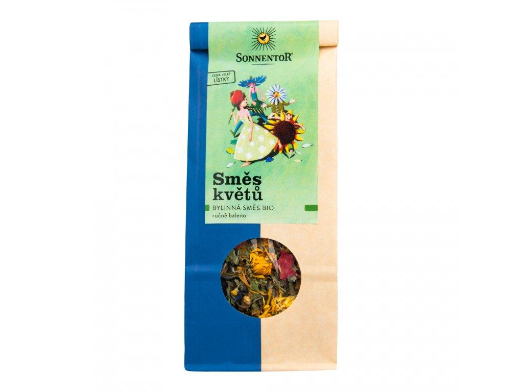 Čaj Směs květů sypaný 40g BIO SONNENTOR