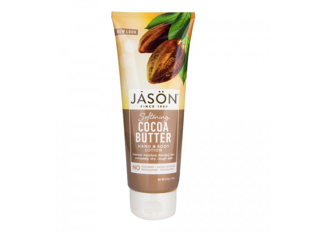 Mléko tělové kakaové máslo 227 ml JASON