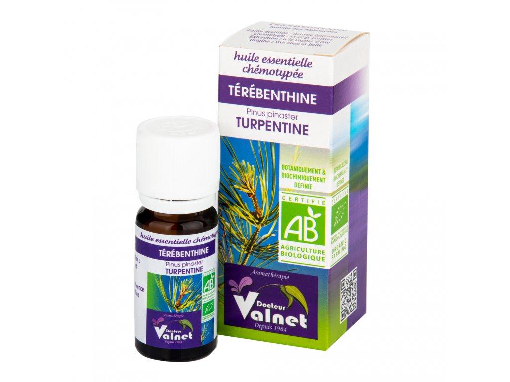 Éterický olej terpentýn 10 ml BIO DOCTEUR VALNET